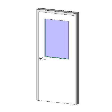 Hm Door by Revitcity Object Hm Frame Door Exterior Single