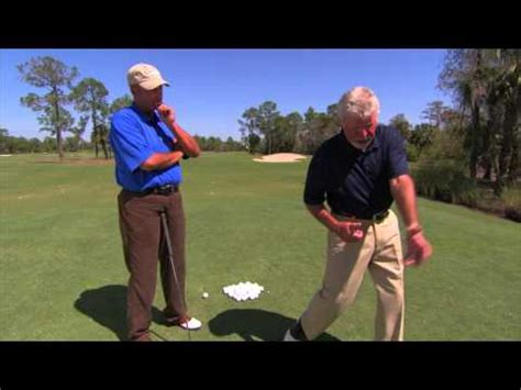 ballard golf swing the golfing machine hitting vs swinging doovi