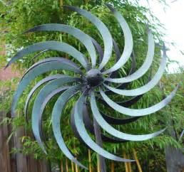garten windrad windspiel windrad garten figur metall wind rad sonne