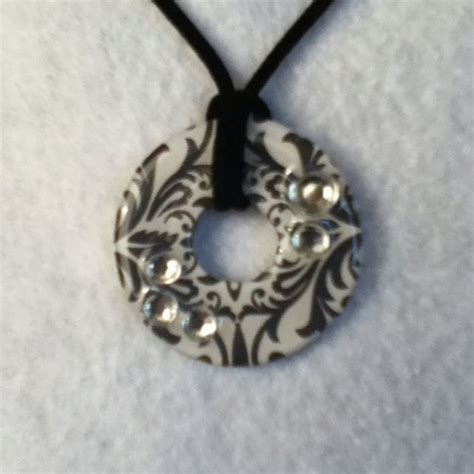 washer necklace crafts