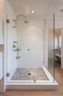 nantucket shingle cottage with modern coastal interiors how to style your shower wall bath decors