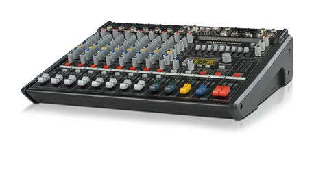 Info Mixer Audio dynacord cms 600 3 mixing desk made in germany concert sound