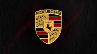 Porsche Logo Wallpaper Porsche Logo Wallpaper Wallpapersafari