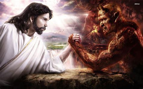 illuminati history channel devices of the enemy satan jesus vs satan wallpaper