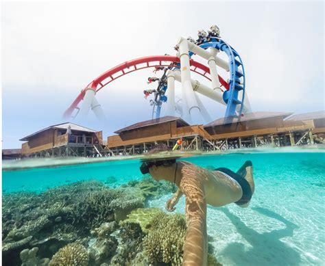underwater theme park boost maldives tourism