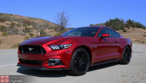 Ford Mustang 2015 Review by 2015 Ford Mustang Gt Review No Longer A One Trick Pony