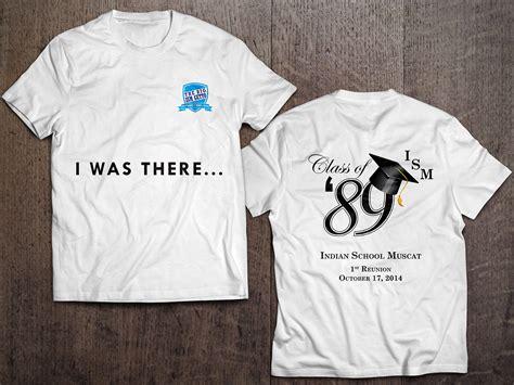 T Shirt Perwira reunion tshirt 187 terence pereira