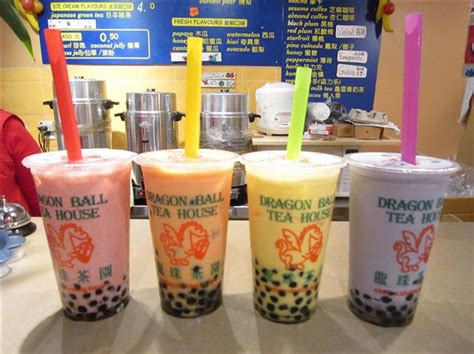 tapioca tea house dragon ball tea house vancouver s favourite bubble tea follow me foodie
