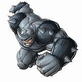 Rhino Spider Man Comics | 600 x 600 png 121kB