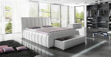lit sommier 140 lit design colisee 140 cm avec sommier et coffre lecoindumeuble