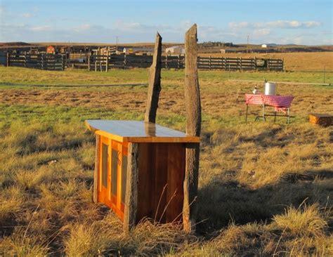 Prairie Sentinel Buffet Meg Thompson Custom Furniture Prairie Buffet