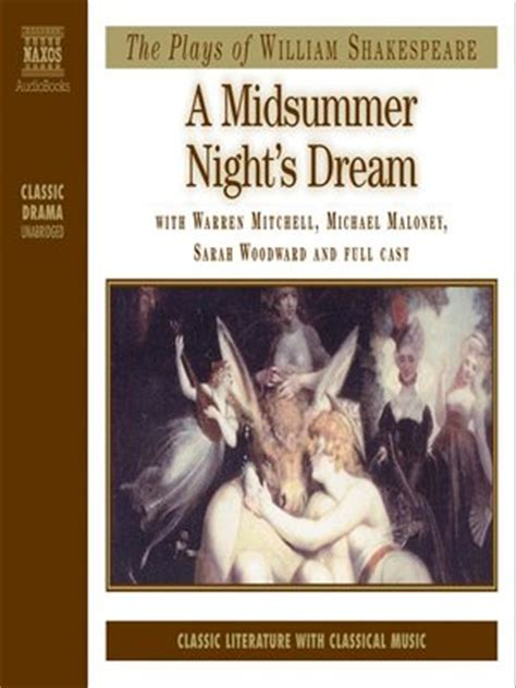 midsummer nights dream a 1906230447 a midsummer night s dream by william shakespeare 183 overdrive ebooks audiobooks and videos for