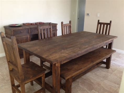 rustic dining room table with bench rustic dining room table sets rustic room table chairs