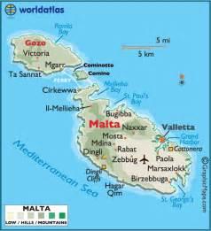 Information about malta island tropical island getways