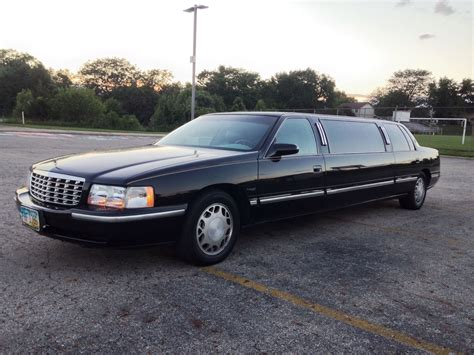 Cadillac Limousine by New Parts 1998 Cadillac Limousine For Sale