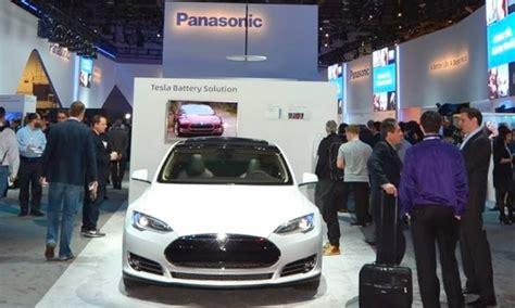 Tesla Partner Tesla Partner Panasonic Says 30 Energy Density Increase