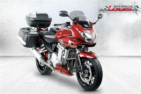 Motorrad Vater De Gsf 1250 Tuning by Suzuki Gsf 1250 S Bandit Transformation Sp 233 Ciale Louis