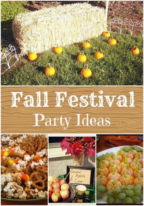 fall themed decorations best 25 fall birthday ideas on