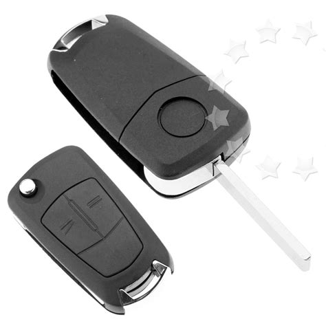 resetting vauxhall key fobs replacement remote flip key fob case shell fix for corsa