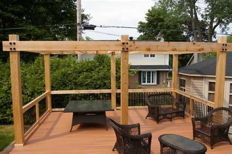 Patio Deck Accessories Accessories Proscape Patio Decks Montreal 514 421 9687