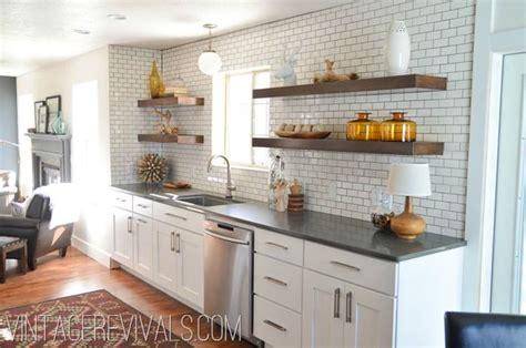 Vintage Kitchen Makeovers Kitchen Makeover Vintage Revivals Home Design