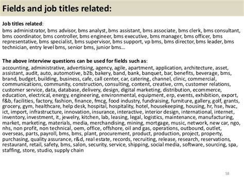 60 business analyst interview questions and answers the business