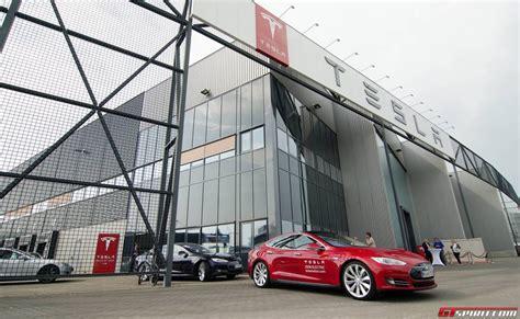 Tesla Motors Manufacturing Plant Tesla Motors Opens Assembly Plant In Tilburg The
