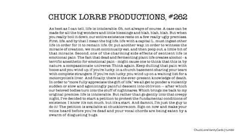 The Big Theory End Credit Vanity Cards by Chuck Lorre Productions