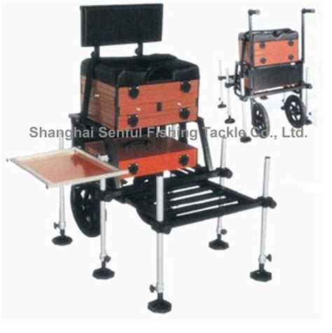 fishing boxes with seat fishing seat box with trolley se10012 senful china