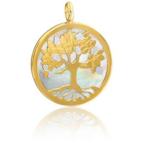 Kaos Islami By De Lavi Outlet m 233 daille arbre de vie nacre blanche 2 ors 9k vandona
