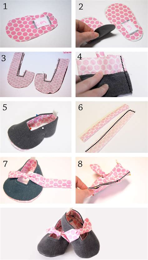 Diy Crib Shoes by 25 B 228 Sta Shoe Pattern Id 233 Erna P 229 Toffel