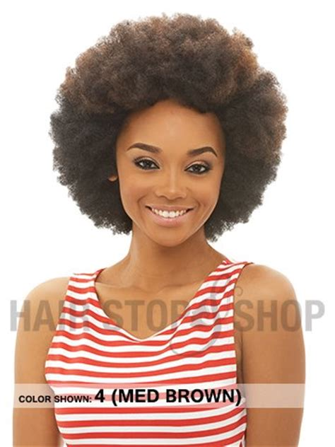 bijoux realistic afro kinky 26 janet collection human hair afro kinky wvg 10