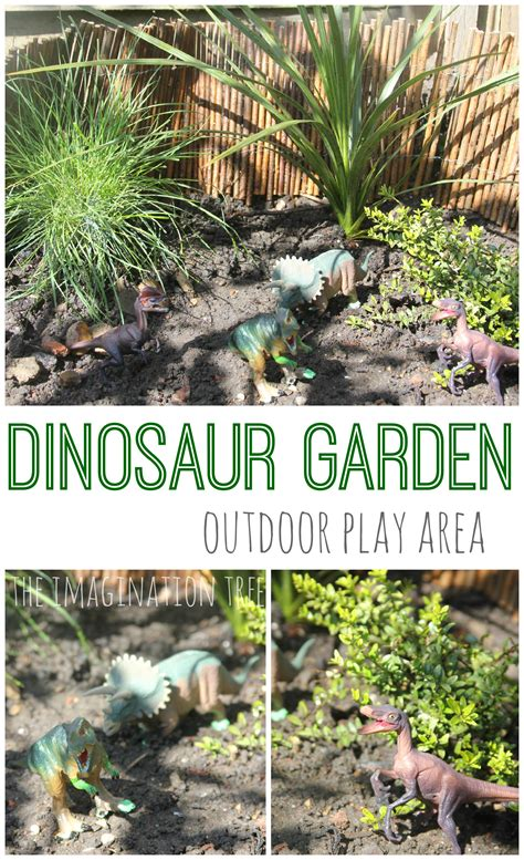 small world play dinosaur garden the imagination tree