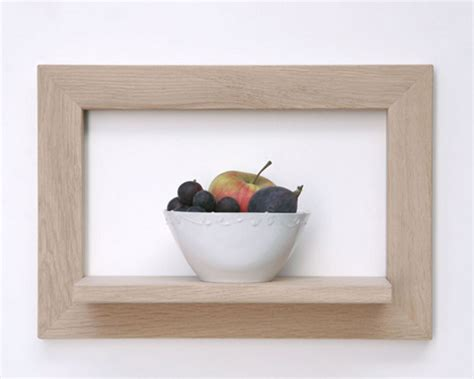 object frame wall display shelves meet picture frames
