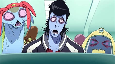 space dandy space dandy s names to all the anime