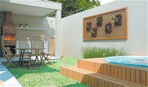 quintal piscina decorada decora 231 227 o para o quintal pequeno e grande fotos e ideias