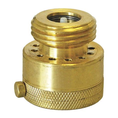Garden Hose Backflow Preventer Lowes by Shop American Valve Sillcock Brass 3 4 In Mght Vacuum