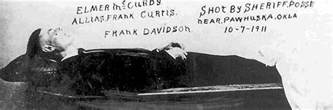 elmer mccurdy mummified body of real corpse found in california funhouse the bizarre life