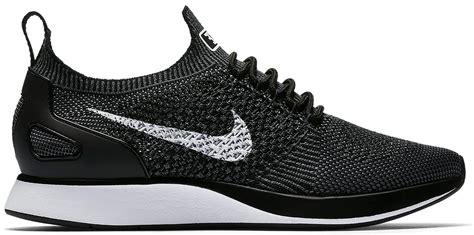 Termurah Sepatu Nike Flyknit Racer Oreo Premium nike air zoom flyknit racer premium black white