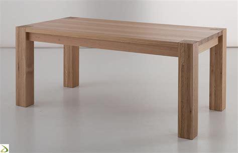 tavoli soggiorno legno tavolo in legno massello arredo design