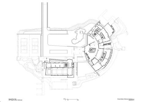 meier suites floor plan oct shenzhen clubhouse richard meier architects archdaily