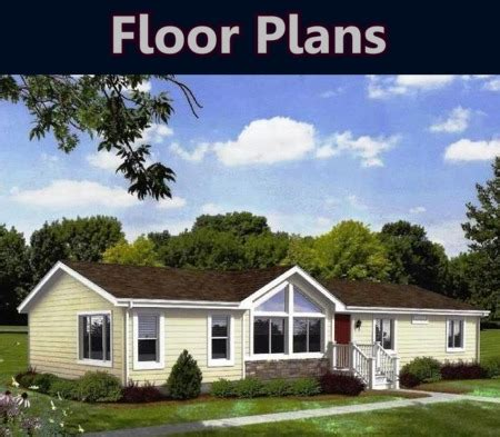 brochures of skyline manufactured home models floor plans
