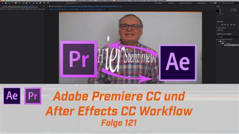 after effects premiere workflow hauptseite markus ernst photography