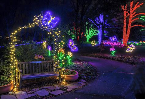 meadowlark botanical gardens meadowlark s winter walk of lights meadowlark s winter walk of lights tickets dates