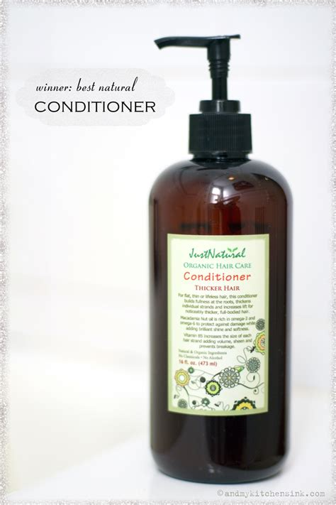 Shoo Dan Conditioner Natur best organic shoo and conditioners 2013 top ten sulphate free shoo and conditioners