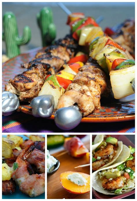 100 easy grill recipes on pinterest best grill recipes grilling recipes and kabobs