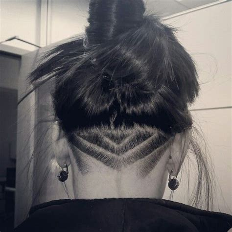 undercut design hairstyle hair and 17 best images about hair on pinterest dark brown