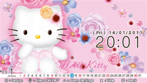 hello kitty themes psp hello kitty puzzle party screenshots for psp mobygames