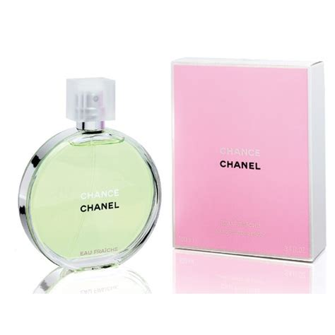 Parfum Chanel Eau Fraiche chanel chance eau fraiche edt 100ml spray