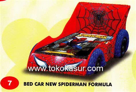 Bed Bigland Anak Frozen bigland springbed harga kasur big land termurah murah promo superman hello batman